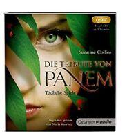 SUZANNE COLLINS - DIE TRIBUTE VON PANEM-TÖDLIC 2 MP3 CD NEW