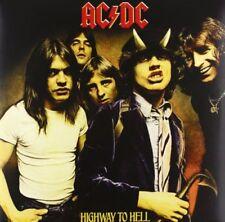 AC/DC Remastered Hard Rock LP Records
