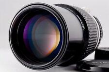 =EXC+++++= Nikon Nikkor Ai 200mm f/4 Telephoto Prime Manual Lens Japan #m12