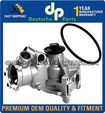 MERCEDES BENZ  W202 124 300E E320 Engine Water Pump w/ Gasket & Metal Impeller