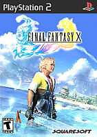 PLAYSTATION 2 PS2 #1 RPG GAME FINAL FANTASY X 10 complete good