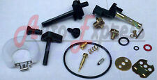 HONDA GX340 CARBURETOR REPAIR KIT fit 13HP Engine