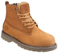 Amblers FS103 Ladies Welted Leather Safety Work Boot