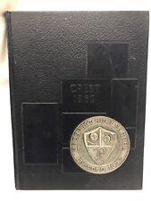 1969 Prospect High School Yearbook Mt. Prospect, Illinois Crest (Jeff Bzdelik)