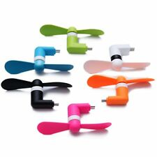 Portable Small Mini Micro USB Mobile Phone Fan Cooler Cooling For Android Phone