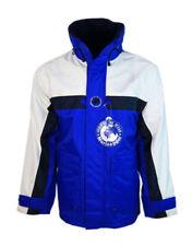 Marinepool Atlantic Mens Sailing Weatherproof Jacket Coat (Blue) - XS