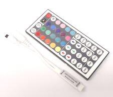 Mini IR Remote Controller 44 Keys DC 12V Max 6A for RGB LED Light Strip RGB