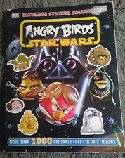 Angry Birds Star Wars Ultimate Sticker Collection Book
