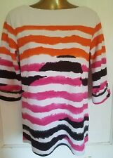 Women's Top By Designer Premise Size Small Charming Style Dress Casual Beach Wow