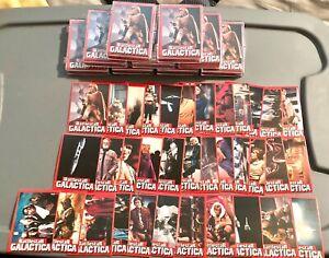 1978 Battlestar Galactica Wonder Bread cards-FULL SET of 36 cards