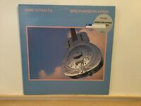"Dire Straits ‎– Brothers In Arms - 12"" Vinyl LP Album - 1985 - VERH 25 -REF.7204"