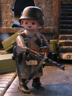PLAYMOBIL CUSTOM SUBOFICIAL 30 WAFFEN GRENADIER (BERLIN-1944 ) REF-0498 BIS