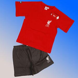 Boys Liverpool Pyjamas  LFC  Age 3 4 5 6 7 8 9 10 11 12 13 Years
