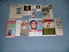 EUSEBIO MAGAZINE POSTERS & CUTTINGS