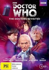 Doctor Who - The Doctors Revisted : Vol 1 (DVD, 2013, 4-Disc Set)