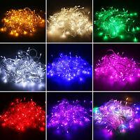 10M / 20M LED String Fairy Lights Indoor Outdoor Garden Party Wedding Xmas Decor