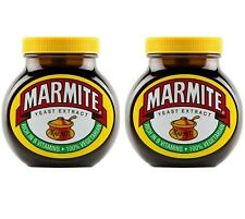 2X Bote de Marmite Levadura Extraer Extenderse 2 Bote 500g