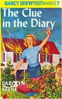 The Clue in the Diary (Nancy Drew, Book 7) by Carolyn Keene