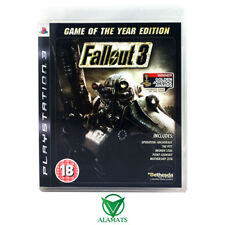 Fallout 3 Game Of the Year (PS3) Open World Action Role Playing RPG