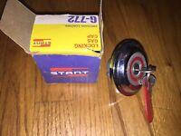 Vintage Stant Chrome Locking Gas Cap G-772 big Original Box