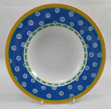 Villeroy & and Boch TWIST CLEA rimmed soup / dessert bowl 24cm UNUSED