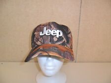 JEEP HAT CAMOUFLAGE   FREE SHIPPING GREAT GIFT 159