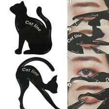 Eyeliner Stencil Models Template Shaper Tools Cat Eye Line Makeup Beauty Tools
