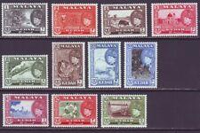 Malaya Kedah 1957 SC 83-93 MH Set