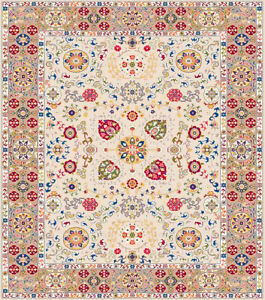 High Quality Area Rug / Knotted and hand-woven Area Rug 5x7, 8x10ft