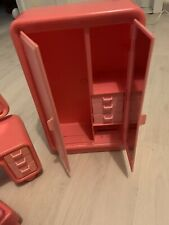 Vintage Barbie Mattel Dream Furniture Armoire #2471