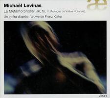 MICHAEL LEVINAS  la métamorphose  /  AEON 2012