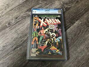 Uncanny X-Men #132 CGC 9.8 Highest Graded 1980 1200679004
