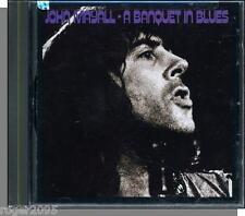 John Mayall - A Banquet in Blues (1976) - New 1993 CD!