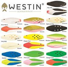 Westin D360° Meerforellenblinker, Kunstköder zum Spinnfischen