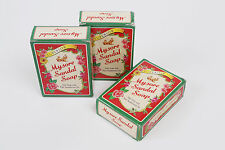 Original-large 125-GM  -Mysore-Ayurvedic-Sandalwood- PACK of 3-- Fresh Stock