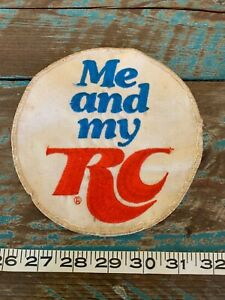 LARGE USED RC COLA RACING PATCH PORSCHE 917 CAN AM GEORGE FOLLER SCCA IMSA ALMS
