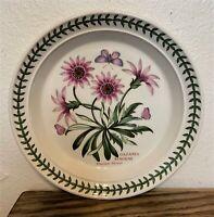 """Portmeirion Botanic Garden Dinner Plate - Treasure Flower - 8.5"""""""