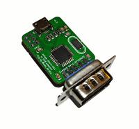 Neu Amiga C64 Atari DB9 Joysticks Zu USB Adapter Für PC C64 Mini C64 Maxi #755