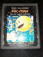 Pac-Man (Atari 2600, 1982) Sears Tele-Games *BUY 2 GET 1 FREE +FREE SHIPPING*