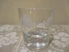 """New listing Cocktail Glass with Minnie & Mickey Mouse,"""" Dad"""" is Engraved on the Side (1pc)"""
