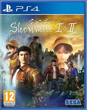 Shenmue I & II (PS4) Pre Order Out 21st August Free UK Postage New & Sealed