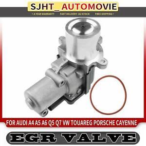 EGR Valve w/ Seal for Audi A4 B8 8K5 A5 C6 4FH Q5 Q7 VW 7P5 Porsche 92A 5-pin