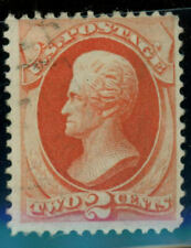 U S Stamp Sc # 178 used as shown.