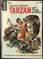 TARZAN #144 | TARZAN OF THE APES | Gold Key Comic Book - 1964 | HIGH GRADE 🔥