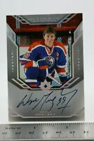 Wayne Gretzky Autographed/Signed Ultimate Signatures Upper Deck Hockey Card 2004
