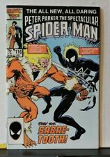 The Spectacular Spider-Man # 116 July 1986