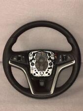 2013-2015 Chevrolet Malibu Steering Wheel W All Controls New OEM Cocoa Vinyl