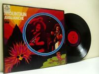 MOUNTAIN avalanche LP EX+/EX PC 33088, vinyl, album, blues rock, classic rock