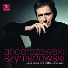 Szymanowski: Piano Sonata No. 3; M'topes; Masques (CD, Jun-2005, Virgin) Under S