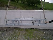 Sprayer boom (Galvanised) 8m width. For Quad/ATV and tractor mounted sprayers